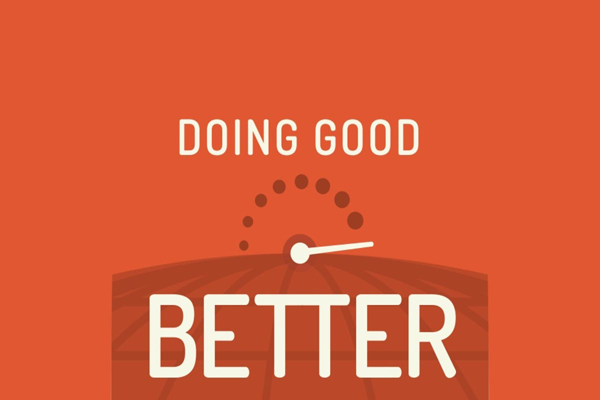 doing good better by william macaskill